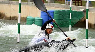2015全国皮划艇激流回旋青少年锦标赛