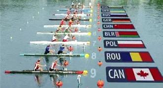 [视频]-2008年北京奥运会 皮划艇项目比赛实况