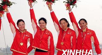 [视频]-女子四人皮艇500米决赛 四川队获得冠军