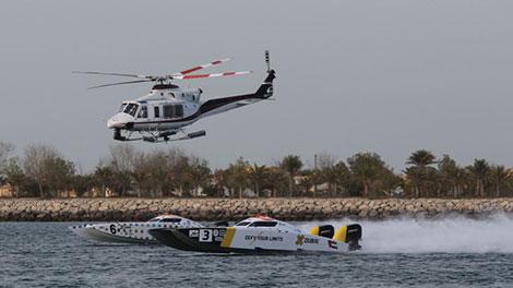 """2015""""XCAT""""双体摩托艇世界锦标赛在阿布扎比落幕"""