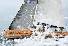 环海南岛国际大帆船赛: