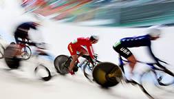 场地自行车女子全能赛:罗晓玲获第15名