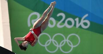 女子十米跳台:司雅杰、任茜晋级决赛