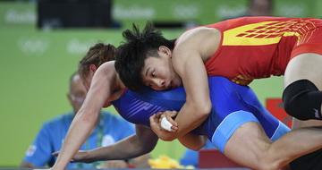 摔跤女子自由式63公斤级赛况