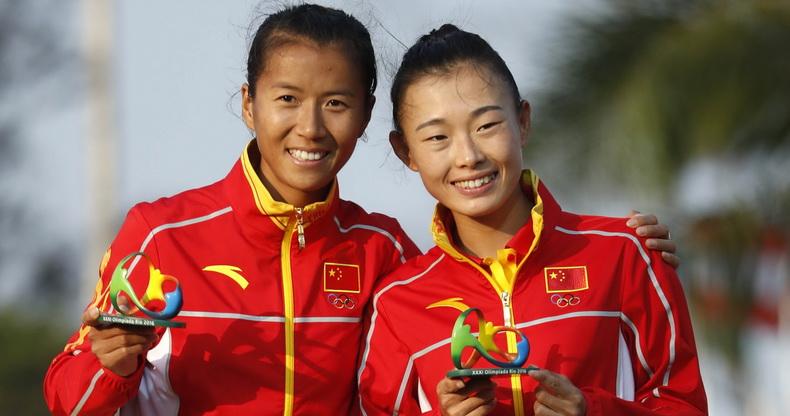 20公里竞走:刘虹摘金吕秀芝季军