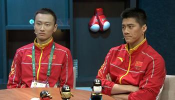 2016里约奥运访谈:傅海峰