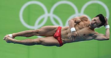 邱波晋级男子十米台决赛