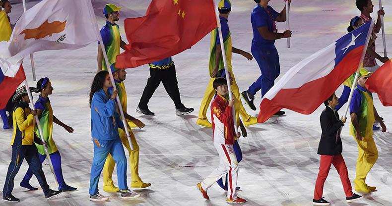 里约奥运会闭幕式