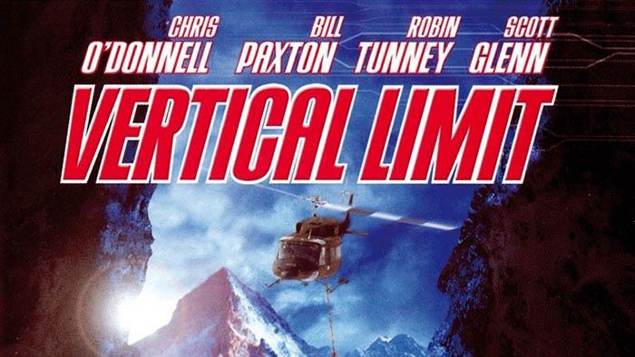电影——《垂直极限》