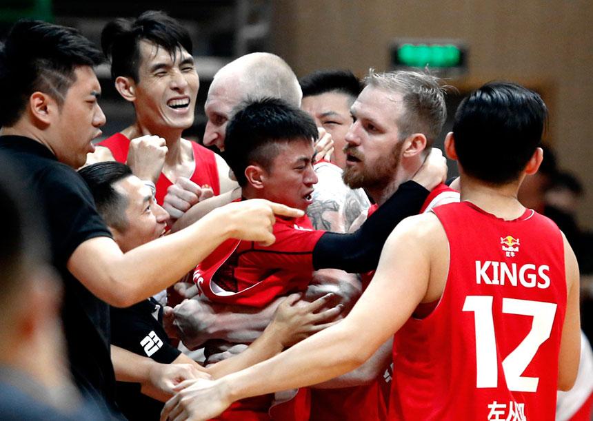 红牛城市传奇篮球争霸赛进入全国总决赛