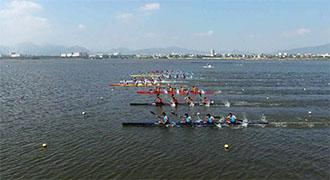 [视频]-2016年全国皮划艇(静水)锦标赛