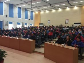 湖北省体育局创新加强运动队思想政治和文化教育工作初见成效