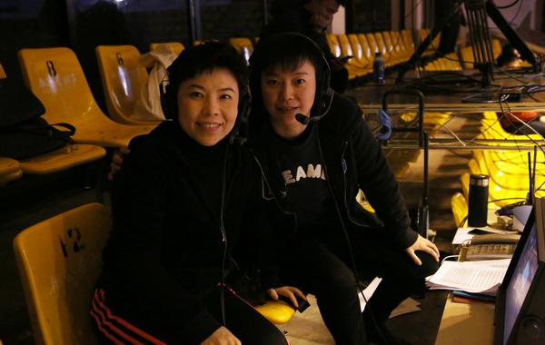 专访邓亚萍:以解说员的身份与观众分享