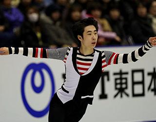 花样滑冰收官 金博洋、闫涵收获银、铜牌