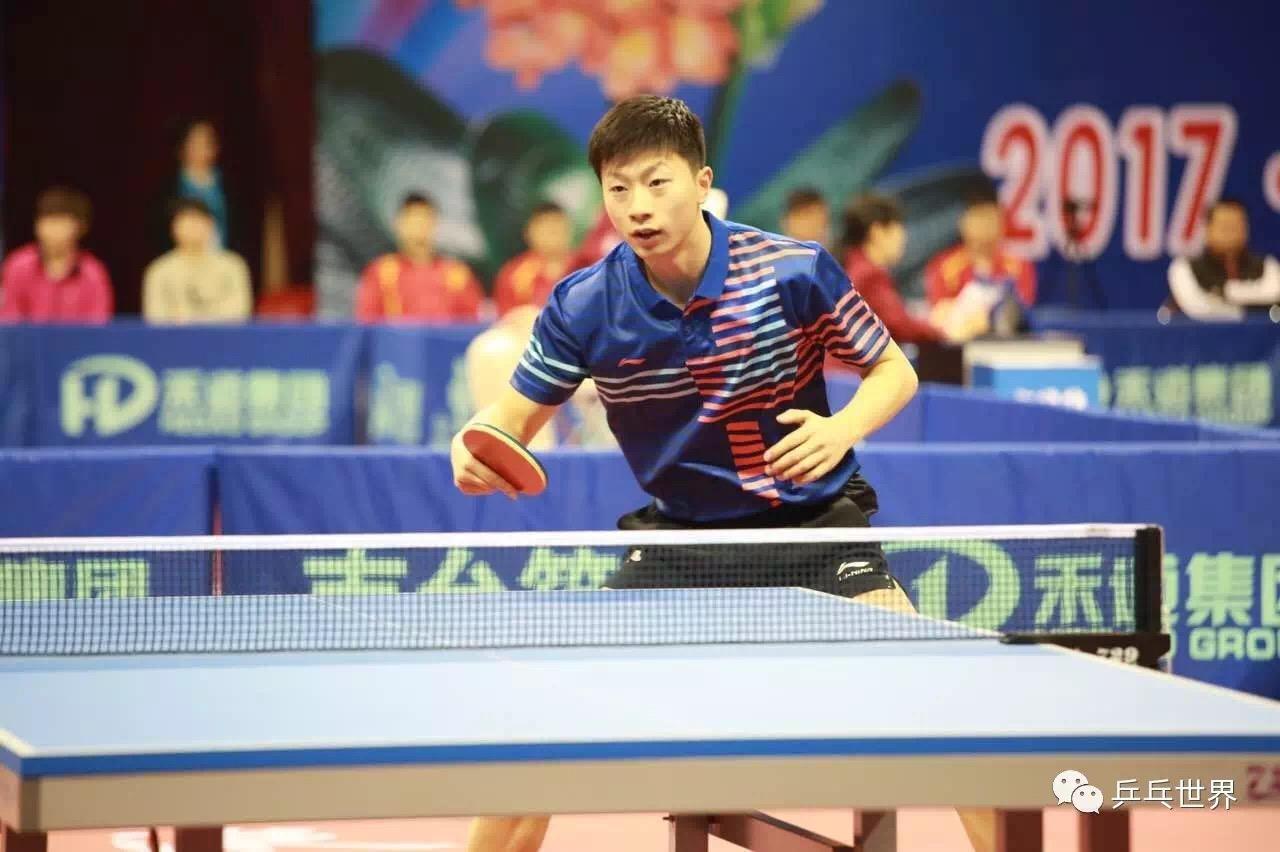第十三届全运会乒乓球资格赛在鞍山开赛