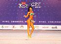2017年CBBA中国健美健身公开赛铜陵举办