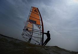 中国青年帆船帆板精英赛