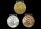 2004年雅典奥运会奖牌
