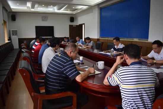安徽省体育博物馆筹备工作领导小组召开第一次会议