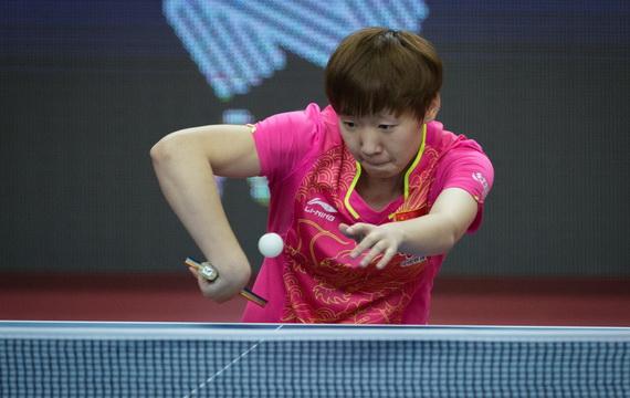 澳大利亚乒乓球公开赛:陈梦、王曼昱会师决赛