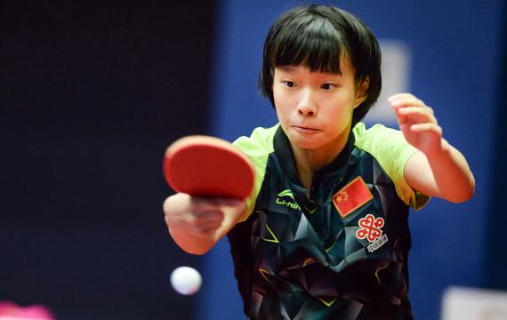 国际乒联香港青少年巡回赛收官 国乓小将五日揽四金