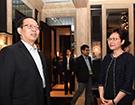 苟仲文会见香港特区行政长官林郑月娥