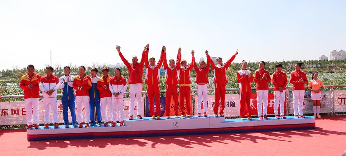 皮划艇(静水)比赛首个决赛日 决出6个项目奖牌