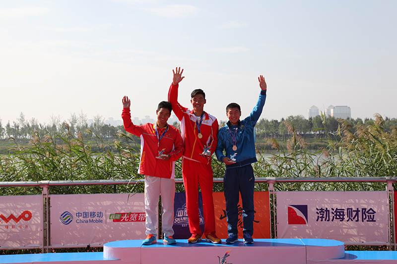 [组图]-皮划艇(静水)首个决赛日 决出6个项目奖牌