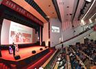 冬奥大讲堂走进北京工业大学