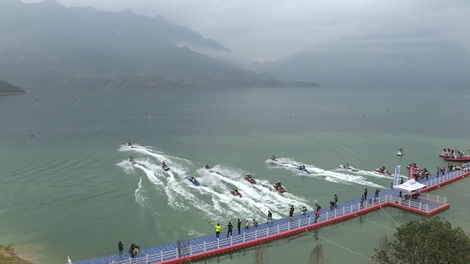 [视频]-第七届中国摩托艇联赛牂牁江大奖赛完美收官