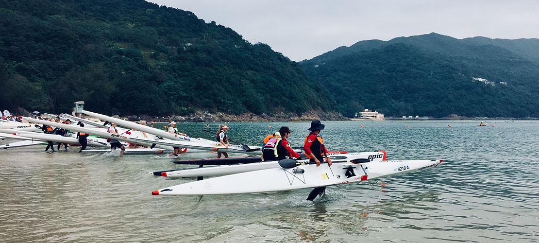 2017海洋竞速世锦赛、亚锦赛中国队参赛小结