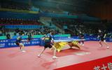 男团第四轮:山东鲁能·潍坊高新1-3安徽朗坤