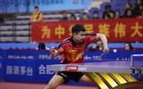 男团第五轮:安徽朗坤乒乓球俱乐部0-3山东魏桥·向尚运动