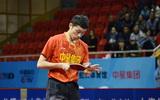 男团第六轮:上海中星乒乓球俱乐部0-3深圳宝安明金海