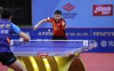 男团第六轮:安徽朗坤乒乓球俱乐部3-0四川长虹乒乓球俱乐部