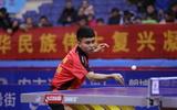 男团第八轮:安徽朗坤乒乓球俱乐部3-0深圳宝安明金海