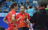 女团第九轮:北京首钢乒