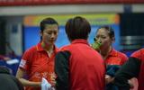 女团第十轮:北京首钢乒