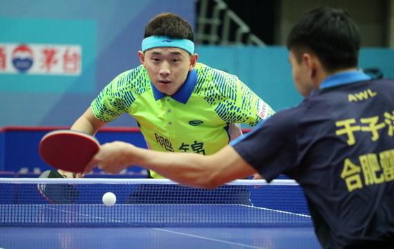 男团第十二轮:江苏中超主场1-3不敌安徽朗坤
