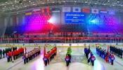 2018世界班迪锦标赛男子B组在哈尔滨开幕