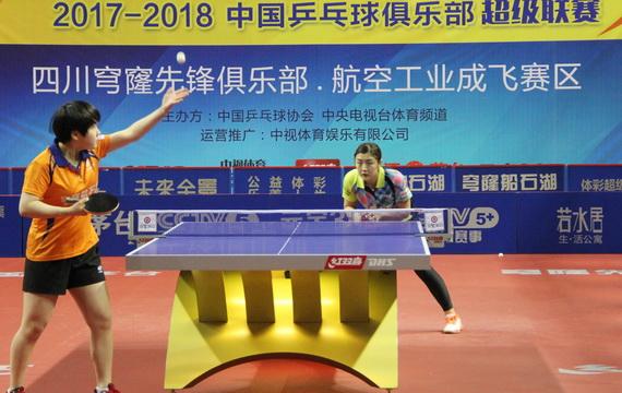 女团第十七轮:四川穹隆先锋1-3憾负深圳大学