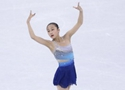 花样滑冰:中国队名列团体项目第六