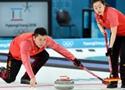 冰壶混双:中国获第五名