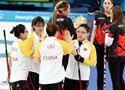 冰壶:中国队胜加拿大队