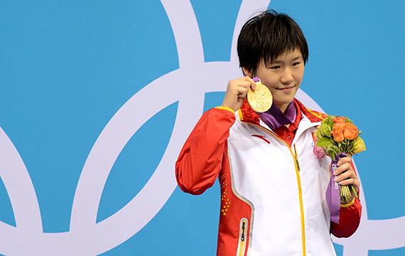 全国人大代表叶诗文:建议修改体育法