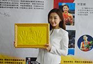 何雯娜参与录制《中国奥运人语录》