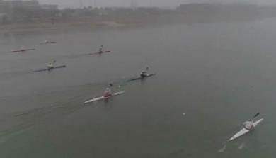 2018年全國皮劃艇靜水冠軍賽1000米決賽