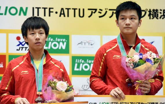 樊振东4-0击败林高远 职业生涯首夺亚洲杯冠军