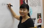 周继红参与录制《中国奥运人语录》