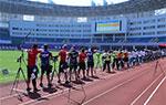 射箭世界杯上海站25日比赛